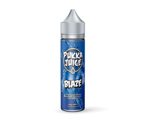Pukka Juice Blaze Shortfill E-Liquid 50ml